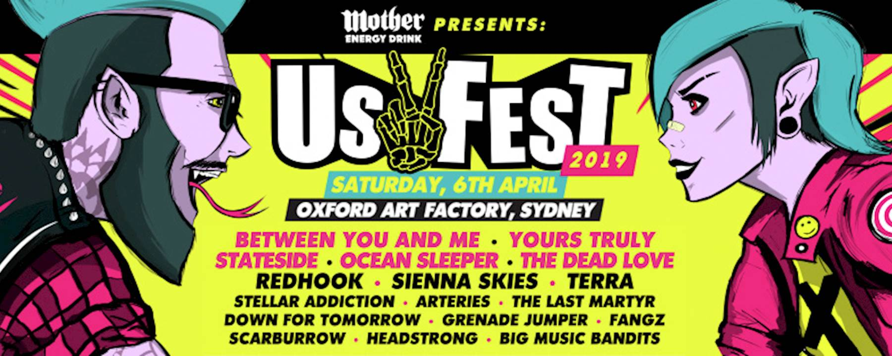 Mother Energy presents USFest
